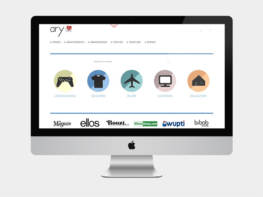 Ary website